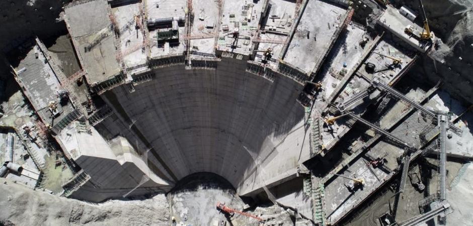 Türkiye'nin en büyüğü 205 metreye ulaştı