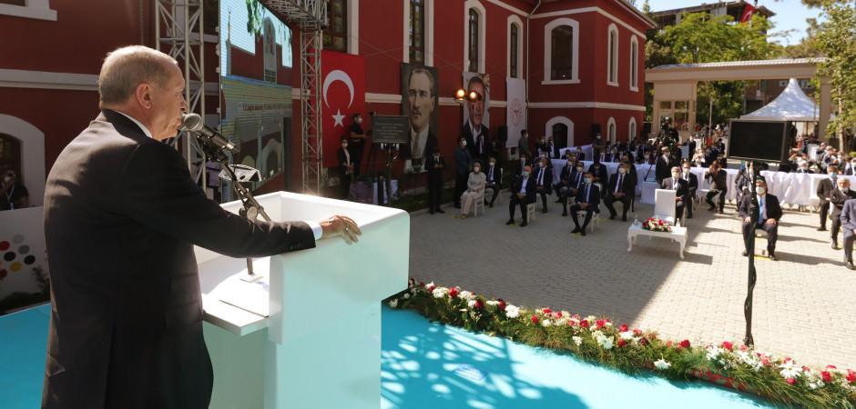 Cumhurbaşkanı Erdoğan'dan çok sert Ayasofya ve fetih çıkışı!
