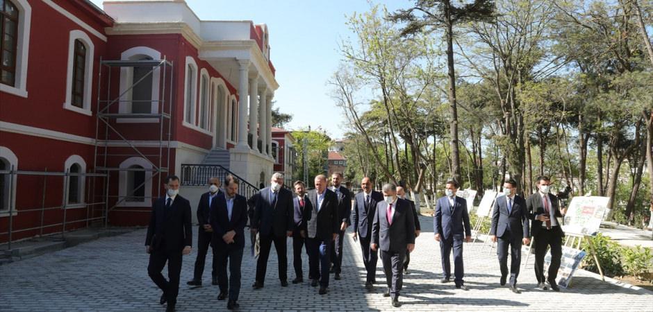 Erdoğan duyurmuştu! İkisi de bugün hizmete açıldı