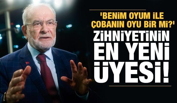 Karamollaoğlu'nun demokrasi sözlerine büyük tepki