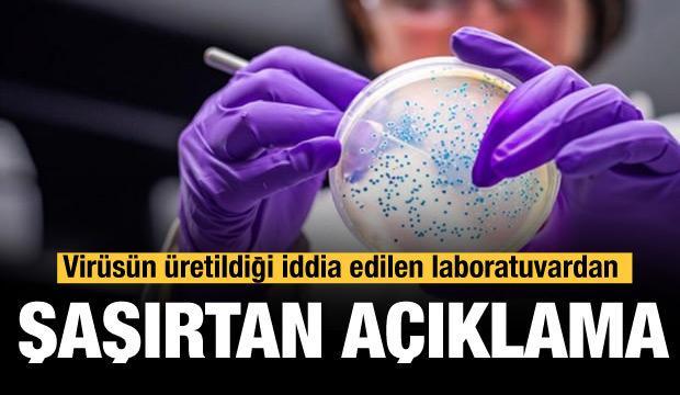 Korona virüsün üretildiği iddia edilen laboratuvarın direktöründen şaşırtan açıklama