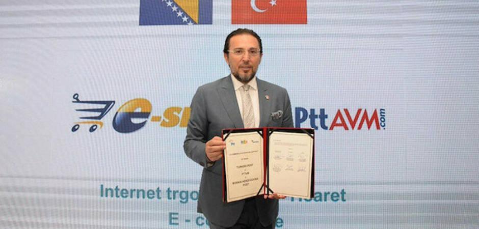 Made in Türkiye tek tıkla 33 ülkeye ulaşacak