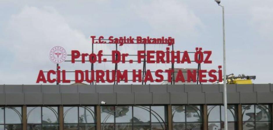 Sancaktepe Acil Durum Hastanesi yarın açılıyor