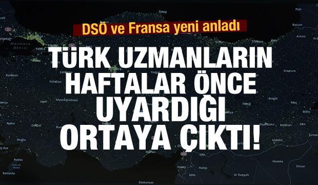 Türk uzmanlar haftalar önce uyarmış