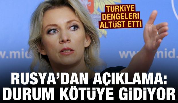 Türkiye tüm dengeleri altüst etti! Rusya'dan bomba açıklama: Durum kötüye gidiyor