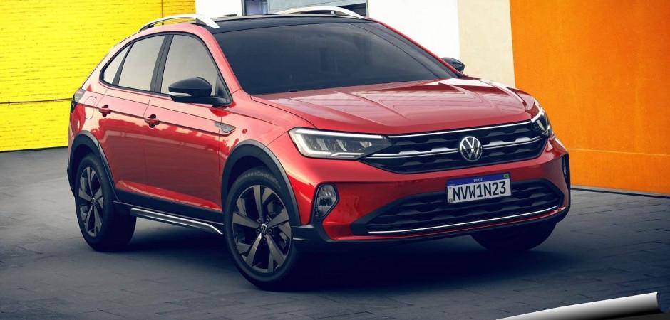 Volkswagen Nivus resmen tanıtıldı! İşte ilk detaylar