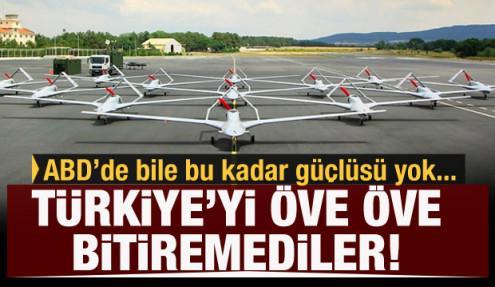 Almanlar Türk SİHA'larını öve öve bitiremedi: Daha tehlikeli...