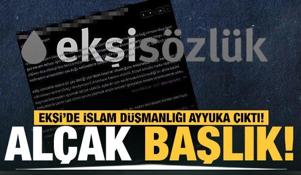 Ekşi Sözlük'te Arapça düşmanlığı!