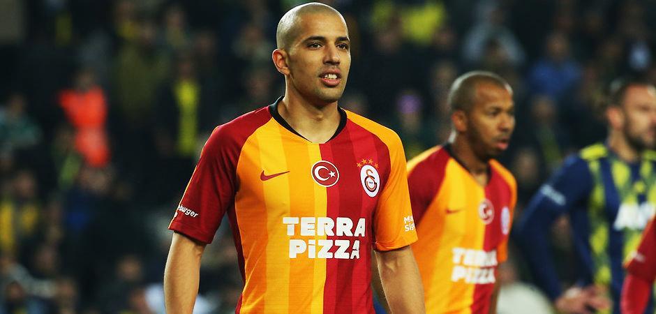 Feghouli için transfer rekoru!