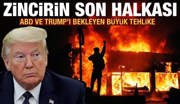 ABD ve Trump'ı bekleyen büyük tehlike: Zincirin son halkası