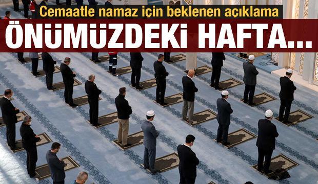 İstanbul Müftüsü: Belki önümüzdeki hafta hepsini cemaatle kılabiliriz