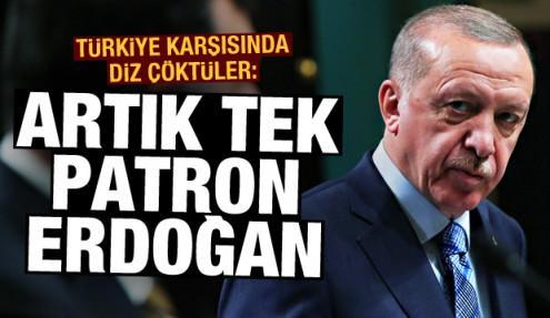 La Repubblica: Artık tek patron Erdoğan