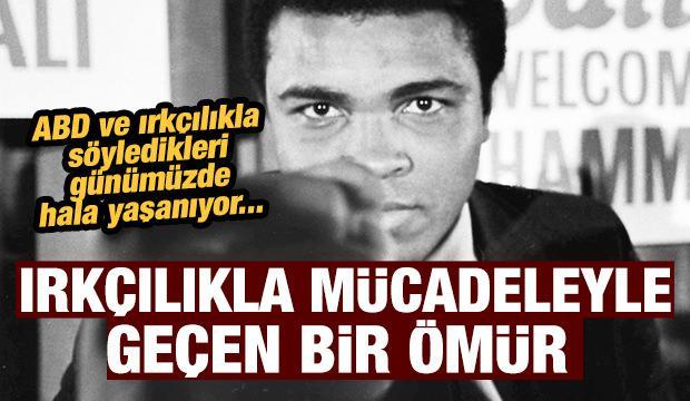 Müslüman aktivist Muhammed Ali vefatının 4. yılında anılıyor