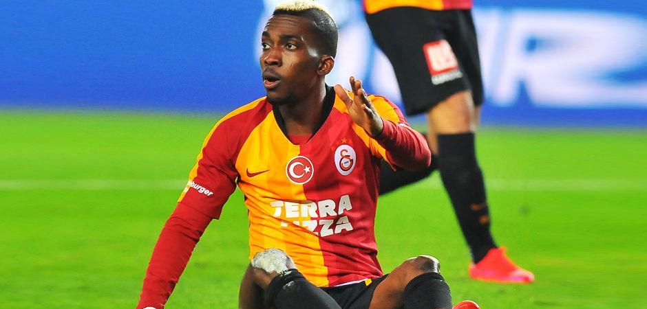 Onyekuru'dan rest! 'Galatasaray'ı istiyorum'