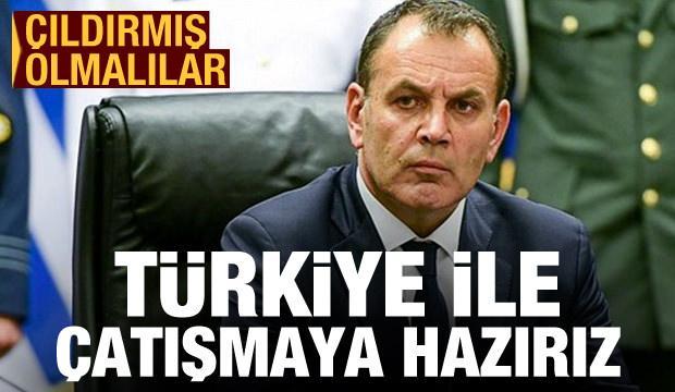 Yunanistan çıldırmış olmalı: Türkiye ile çatışmaya hazırız
