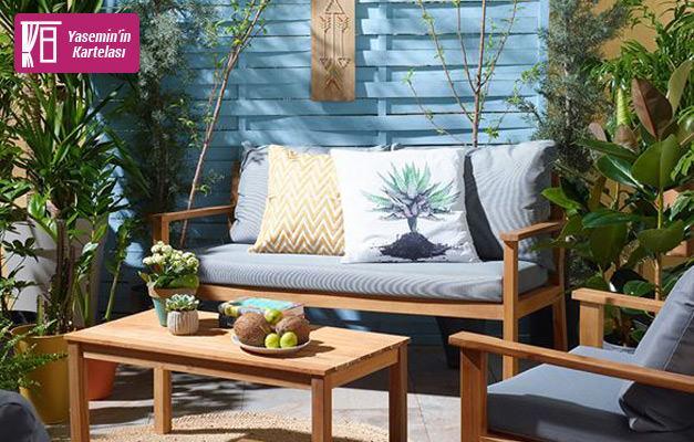 Ahşap bahçe mobilyalarının bakımı nasıl yapılır?