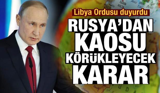 Türk SİHA'ları tek tek vurmuştu! Rusya yeni Pantsir'leri Libya'ya indirdi