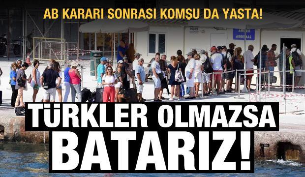 AB Kararı sonrası komşu yasta! Türkler olmazsa batarız (4 Temmuz 2020 Günün Önemli Gelişmeleri)