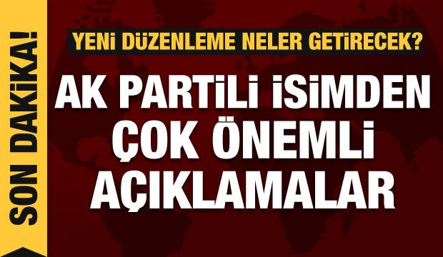 AK Parti Milletvekili Ali Özkaya Başkent Kulisi'nde