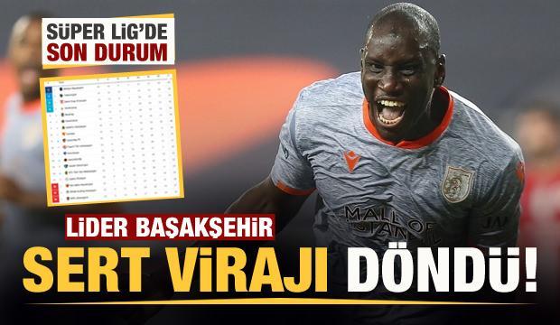 Başakşehir'den şampiyonluk yolunda dev adım!