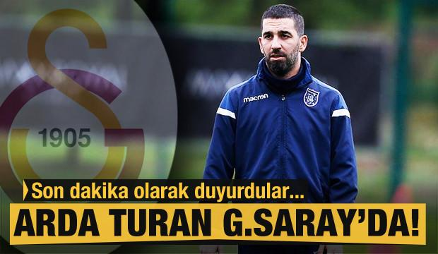 Flaş iddia! Arda Turan G.Saray'da!