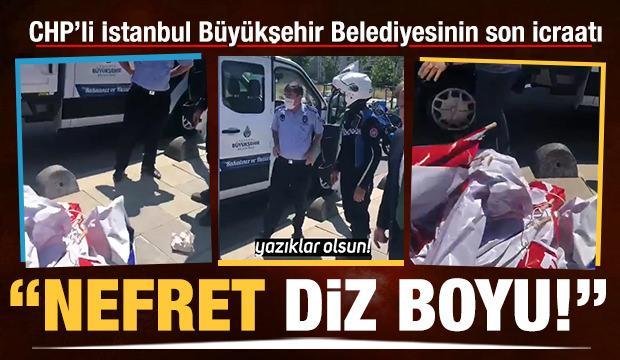 İBB'nin Sancaktepe'deki kurban pankartlarını kesmesine Başkan Döğücü'den tepki