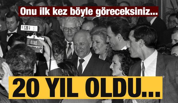 Kemal Sunal aramızdan ayrılalı 20 yıl oldu