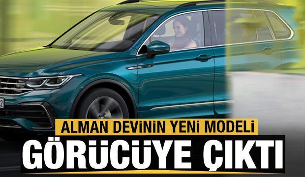Makyajlı 2020 Volkswagen Tiguan tanıtıldı