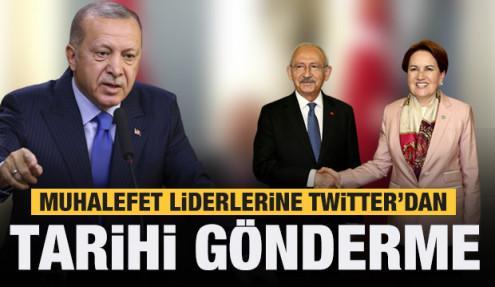 Son dakika! Erdoğan'dan Akşener ve Kılıçdaroğlu'na tarihi cevap!