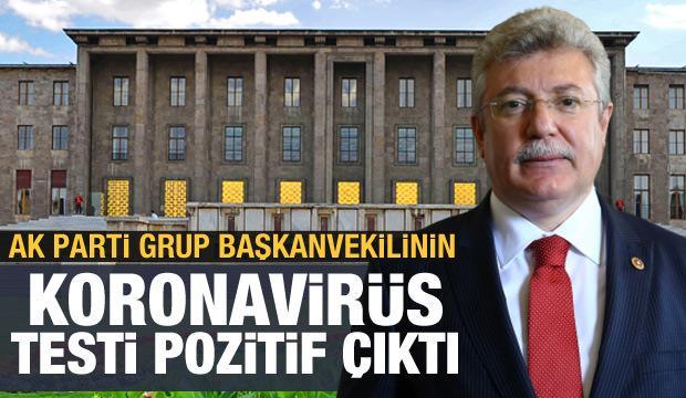 Son dakika haberi: AK Partili Emin Akbaşoğlu'nun koronavirüs testi pozitif çıktı