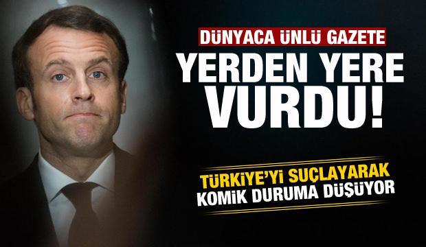 The Independent: Türkiye'yi suçlayarak komik duruma düşüyor
