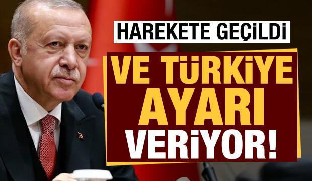 Ve Türkiye ayarı veriyor! Harekete geçildi
