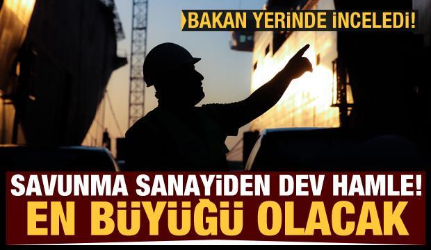 """""""Yüzen kışla"""" Anadolu, Türkiye'yi """"küresel güç"""" haline getirecek"""