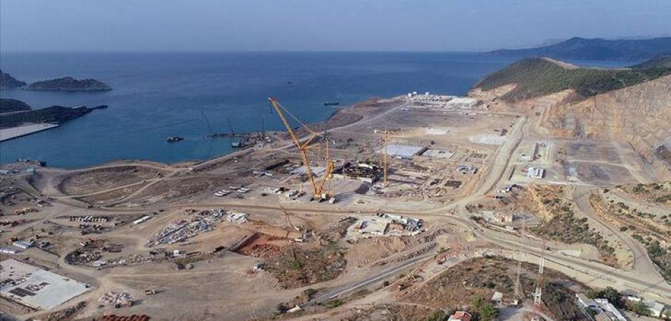 Akkuyu Nükleer Enerji Santrali'nda 'yerli ürün' atağı