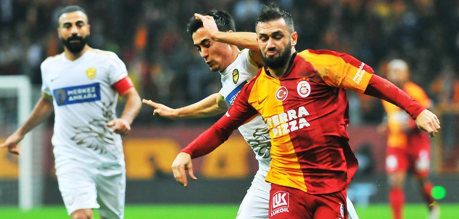 Ankaragücü - Galatasaray! Muhtemel 11'ler