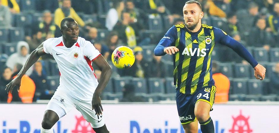 Gençlerbirliği - Fenerbahçe! Muhtemel 11'ler
