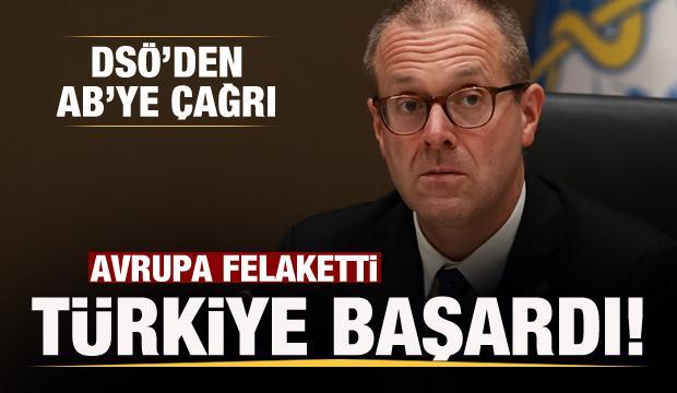 Hans Kluge: Avrupa felaketti! Türkiye başardı