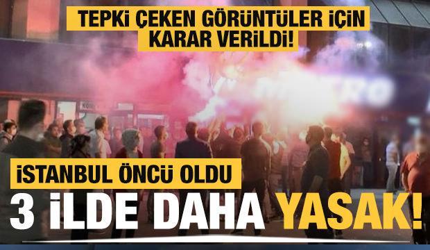 İstanbul dahil 4 ilde toplu asker uğurlama törenleri yasaklandı