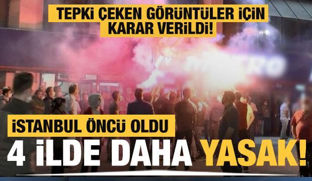 İstanbul dahil 5 ilde toplu asker uğurlama törenleri yasaklandı