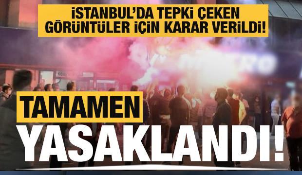 İstanbul'da toplu asker uğurlama törenleri yasaklandı