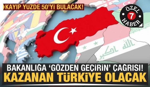 Kayıplar yüzde 50'yi bulacak! Karar gözden geçirilsin, kazanan Türkiye olacak