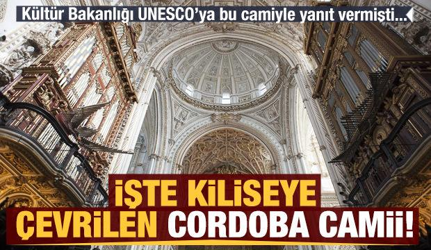Kurtuba Camii: Camiden Katedrale Çevrilen Görkemli Endülüs Eseri