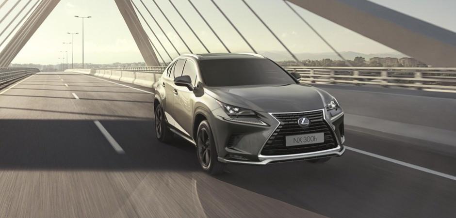"2020 Lexus NX 300h ""en iyi hibrit otomobil"" seçildi"