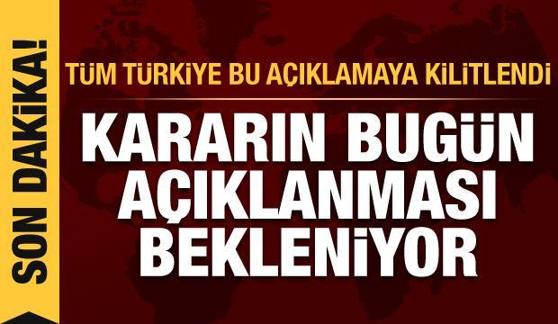 Son dakika: Tüm Türkiye bu açıklamaya kilitlendi! 86 yıllık hasret bitiyor