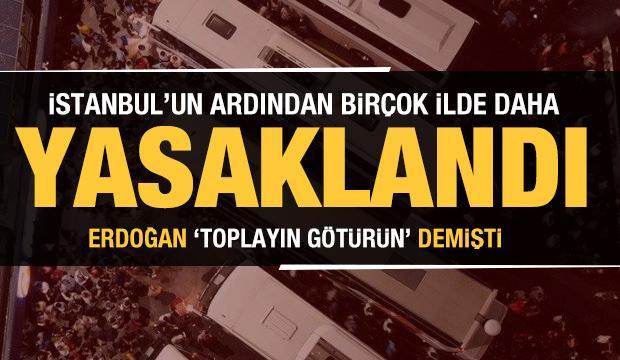Son dakika: istanbul'un ardından birçok ilde asker uğurlaması yasaklandı