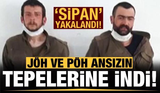 Son dakika: 'Sipan' Erzurum'da yakalandı!