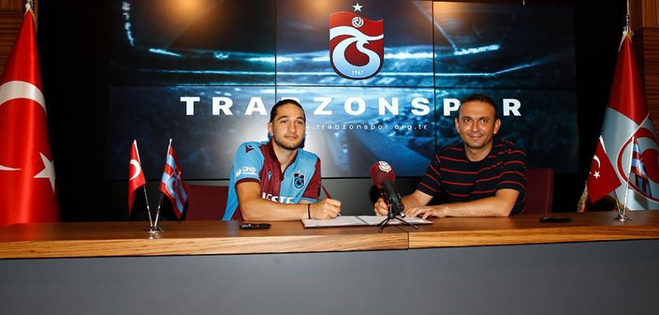 Trabzonspor yeni transferi KAP'a bildirdi!