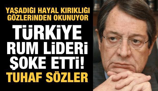 Türkiye'nin Ayasofya kararı Rum lideri şoke etti! Hayal kırıklığı yaşıyor, tuhaf açıklama