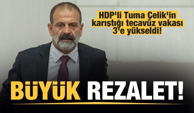 HDP'li Tuma Çelik'in karıştığı tecavüz vakası 3'e çıktı - GÜNCEL ...