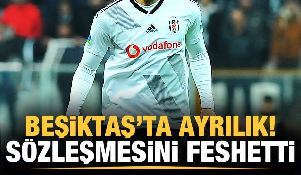 Beşiktaş'ta Victor Ruiz sözleşmesini feshetti!
